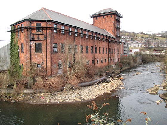 Factory-porth